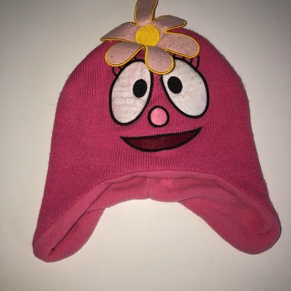 Yo Gabba Gabba Foofa  Beanie Kids Warm Knitted Hat